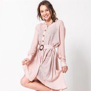 ❤️Gorgeous Button Up Shirt Dress